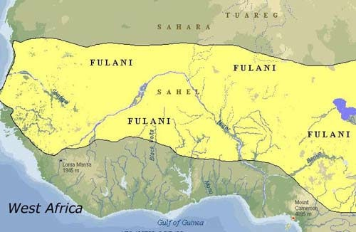 fulani-presence-in-west-africa