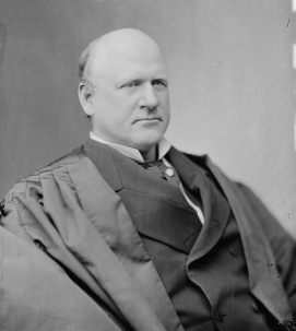 John Marshall Harlan, Supreme Court collection,