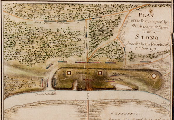 british_map_battle_of_stono_ferry_june_20_1779